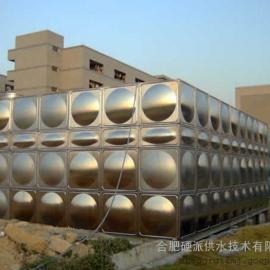 不锈钢拼接水箱|方形不锈钢水箱