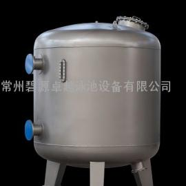 不锈钢活性炭吸附罐,活性炭过滤器