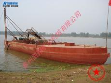 抽沙船,自抽自卸式抽沙船,抽沙运沙船