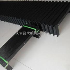 落地镗床风琴防护罩生产厂家