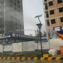 西安喷雾降尘设备