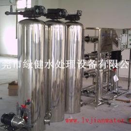 RO纯水逆渗透 双级反渗透纯化水设备 制药用纯化水设备