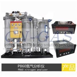 p860-3N氮气分析仪