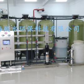 江浙沪汽车零部件纯水设备ZSHA-JZH2000L