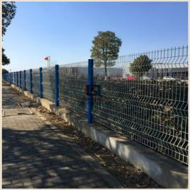 苏州小区护栏网 苏州海关护栏网 镀锌喷塑处理龙桥厂家直销