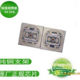 爆款5050全彩LED1.5W 大功率全彩LED5050