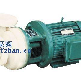 PF型强耐腐蚀离心泵,单吸单级直联式离心泵,强耐腐蚀泵