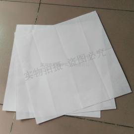 厂家生产电镀过滤机用纯木浆滤纸 400*400方形电镀滤纸