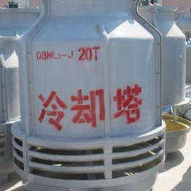 大型玻璃钢冷却塔的选型与特点