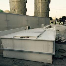 塔城*PH调节槽原水受槽CAC配制槽沉淀槽厂家定制