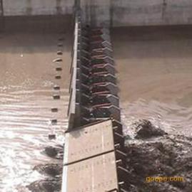 液压翻板闸门水力自控翻板闸门应用