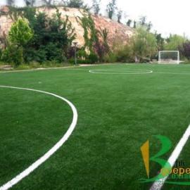 人工草坪足球场造价