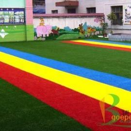 幼儿园室外专用人造草坪价格