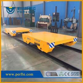 大工件钢管搬运大吨位搬运车 厂家直销耐磨大吨位牵引拖车