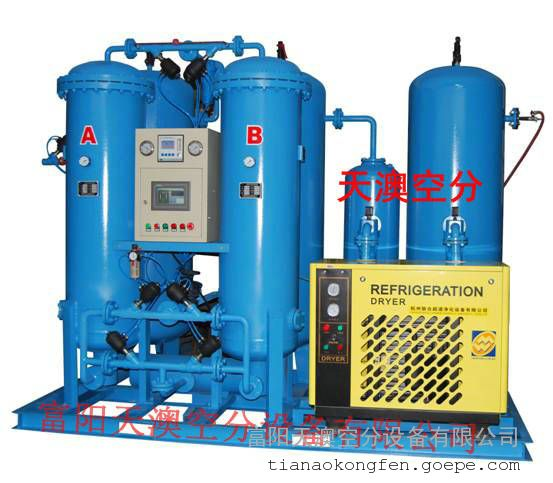 工业制氧装置