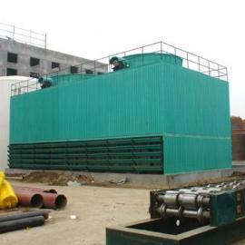 【直销厂家】400吨方形冷却塔生产厂家/圆形凉水塔规格