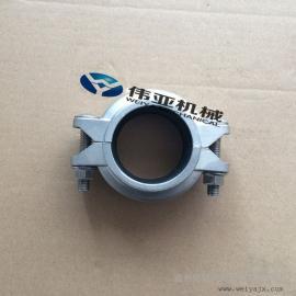厂家现货供应DN20-DN300维多利亚管卡 质量保证