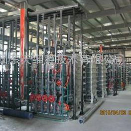 电渗析 反渗透浓水设备