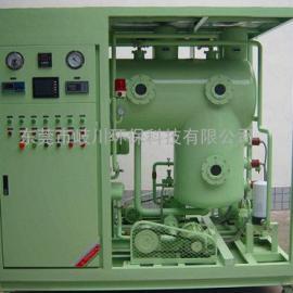 空调压缩机生产线冷冻机油真空过滤净油机
