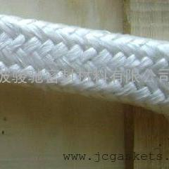陶瓷纤维盘根 骏驰出品耐高温1260度浸石墨陶瓷纤维盘根