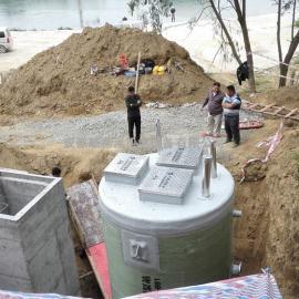 SDL一体化污水预制泵站销售