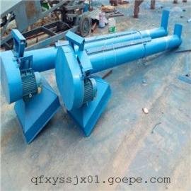 不锈钢螺杆提料机 不锈钢U型螺旋提升机 圆管物料送料机