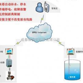水塔水位无线自动控制器