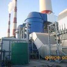 锅炉烟气脱硫除尘装置,锅炉脱硫除尘器