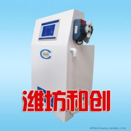 二氧化氯投加�b置