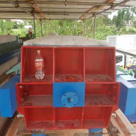 矿山泥浆污泥脱水厢式压滤机