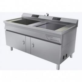 保食安食品净化机BSA-S902BD 食品杀菌、清洗、清洁