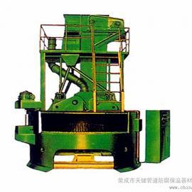 供应Q3512系列转台式抛丸清理机