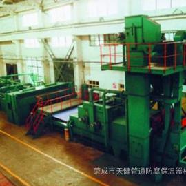 供应Q6910式钢板、型材抛丸清理机 通过式清理机