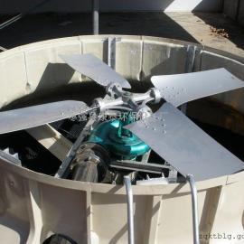 冷que塔专用风机 dian机 zhou套