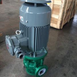 耐酸碱管道泵