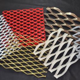 轻质吸声墙-玻璃棉吸声铝板网