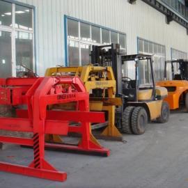 供应襄阳凌瑞3.8吨加气砖夹加气块抱砖机夹砖机
