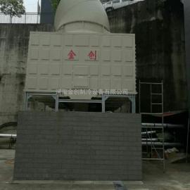 金创JCR系列方型超低噪音冷却塔