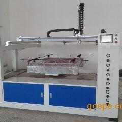 单轴往复机在线自动UV喷涂线/五轴往复喷涂机 A-20供qi隔膜泵