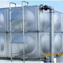 双层不锈钢组合保温水箱