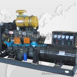 75kw潍柴柴油发电机组 R6105AZLD发电机