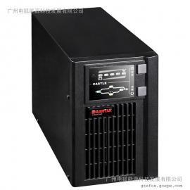 山特UPS不间断电源C1KS主机1KVA/800W报价