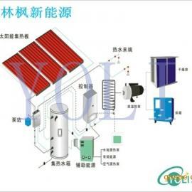 太阳能温室大棚采暖系统