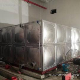 定安不锈钢食品级水箱