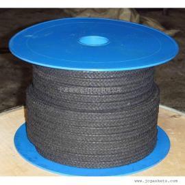 硅酸铝陶瓷盘根|骏驰出品耐高温硅酸铝浸石墨盘根