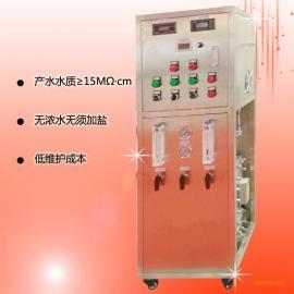 EDI设备|电渗析纯水ji|连续电除盐系tong