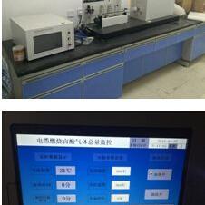 卤酸气体释出测定装置