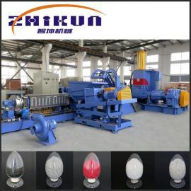 节能ZKD系列150单螺杆造粒机
