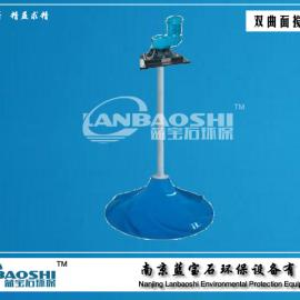 双曲面搅拌机 潜水式干式安装注意事项 波轮状叶轮