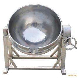 不xiugang夹层锅 立式夹层锅 ke倾式夹层锅 蒸汽带搅拌夹层锅厂家